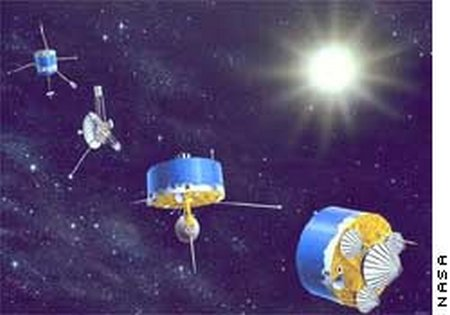 pioneer 6 spacecraft - photo #38