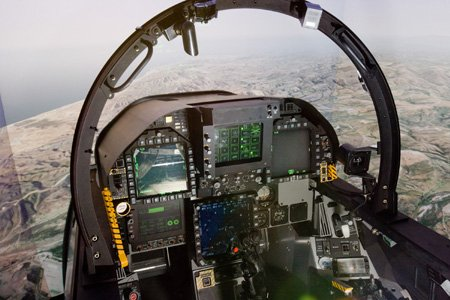 boeing ael link cockpit simulators in us and brazil