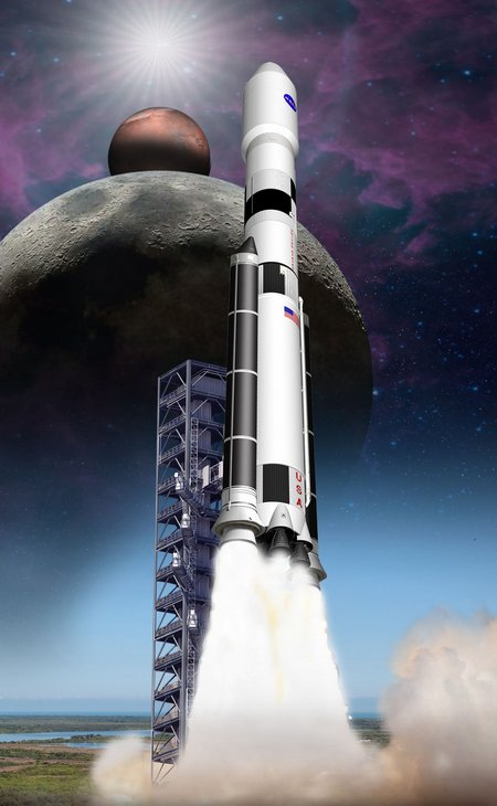 Nasa And United Launch Alliance Complete Space Act Agreement