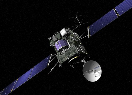 Rosetta spacecraft node full image 2